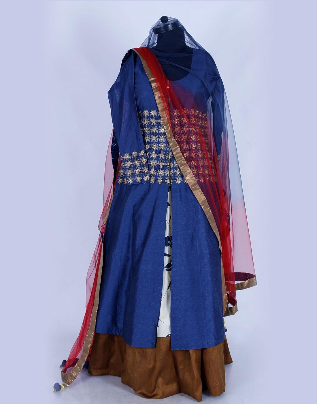 Jacket Anarkali